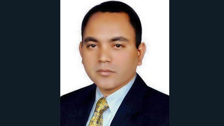 যুবদল নেতা হাবিবুর রহমান রাসেল।