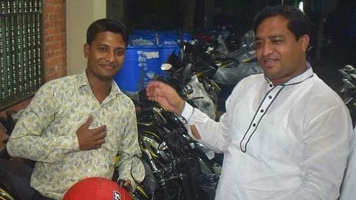 গাজীপুর সিটি কর্পোরেশনের মেয়র জাহাঙ্গীর আলম