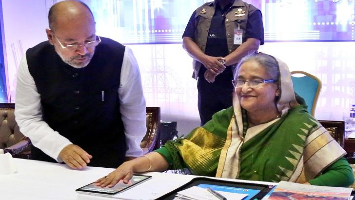 দুর্যোগ ব্যবস্থাপনারও রোল মডেল বাংলাদেশ: প্রধানমন্ত্রী