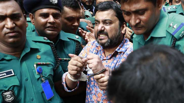 ক্যাসিনোর টাকা তো অনেকেই পেয়েছেন, শুধু আমি কেন: জিজ্ঞাসাবাদে সম্রাট