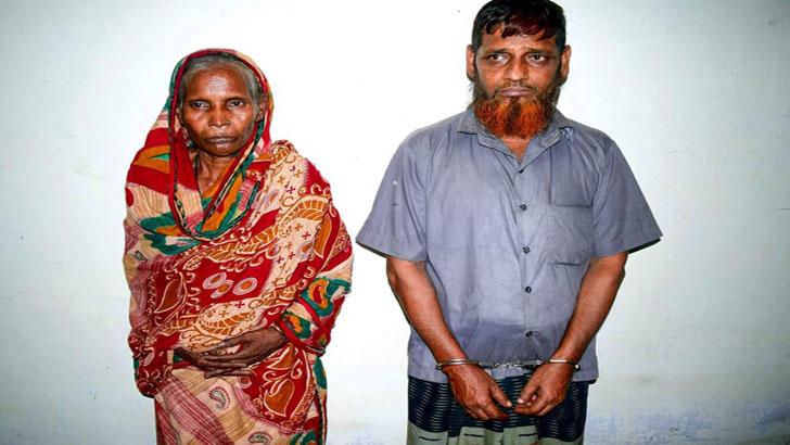 মহম্মদপুরে ইয়াবাসহ দুই মাদক ব্যবসায়ী আটক