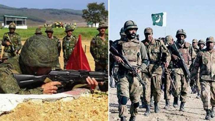 ভারত-পাকিস্তানের সেনাসহ নিহত ২১: কাশ্মীর সীমান্তে গোলাগুলি