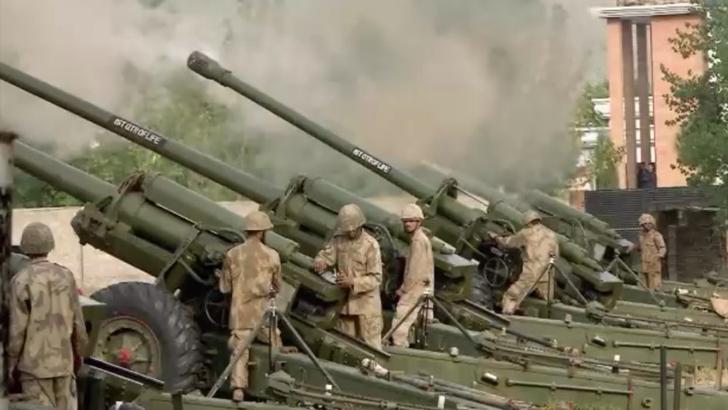 পাকিস্তানের আর্টিলারি বাহিনী