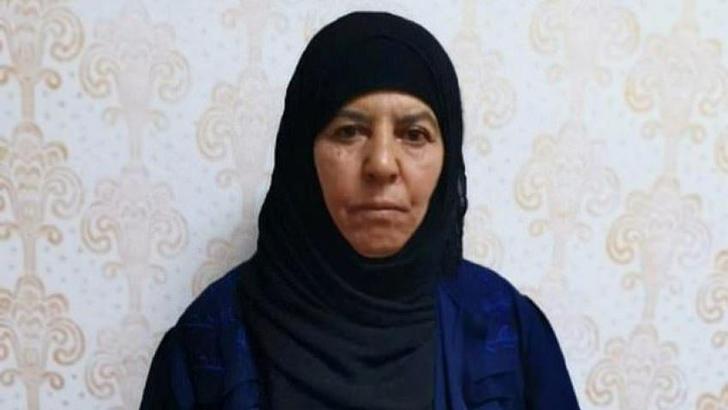 নিহত আইএস নেতা আবু বকর আল-বাগদাদির বোন