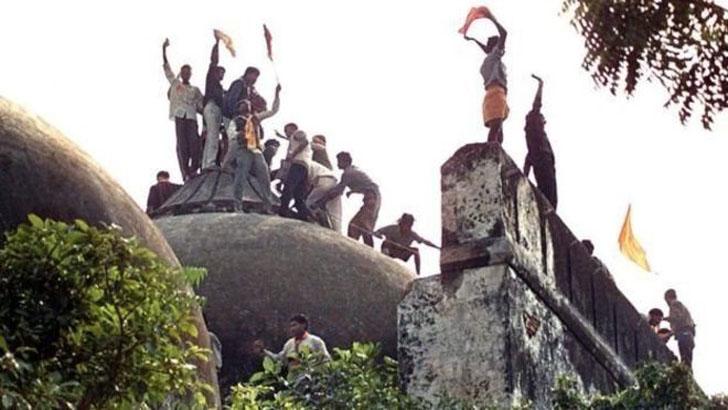 বাবরি মসজিদ মামলার রায় আজ, ভারতজুড়ে কড়া নিরাপত্তা
