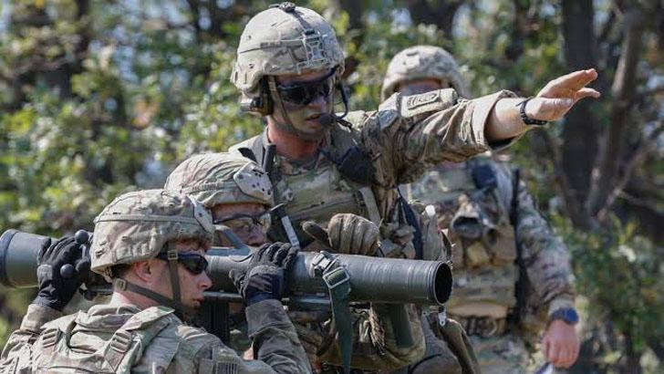 মার্কিন সেনাবাহিনী