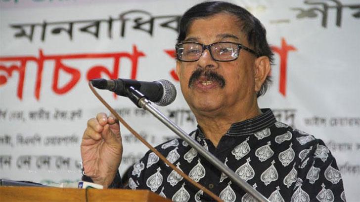 জাবি ভিসি শেখ রেহানার বন্ধু: মান্না