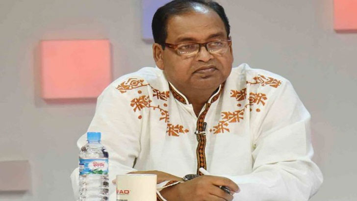 বিএনপির ভাইস-চেয়ারম্যান শামসুজ্জামান দুদু