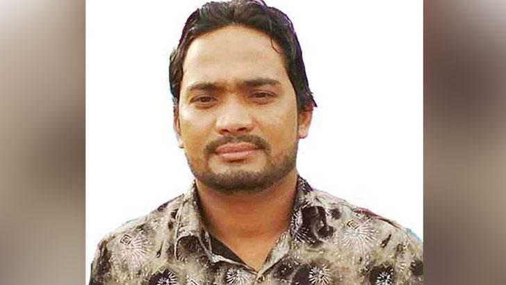 রোহিঙ্গা যুবক মো. হাসান