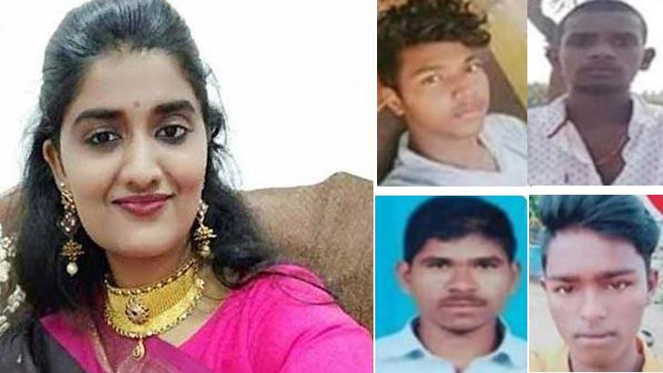 ভারতে চিকিৎসক তরুণী হত্যায় অভিযুক্ত ৪ জনকে গুলি করে হত্যা