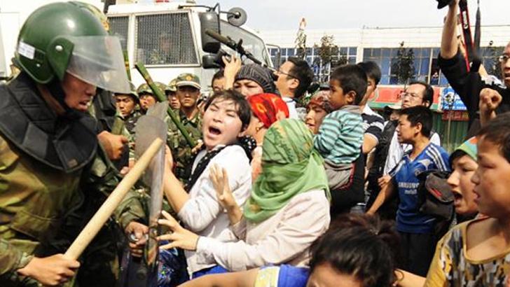 উইঘুর বিল এনে যুক্তরাষ্ট্র আন্তর্জাতিক আইন লঙ্ঘন করেছে: চীন