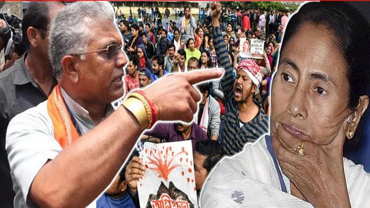 'পশ্চিমবঙ্গেই প্রথম চালু হবে নাগরিকত্ব আইন, ঠেকানোর ক্ষমতা নেই মমতার'