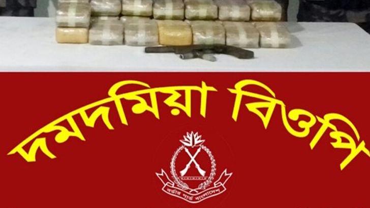 নাফ নদে 'বন্দুকযুদ্ধে' রোহিঙ্গা যুবক নিহত