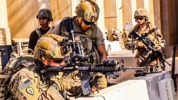 সোলাইমানি হত্যা: ইরাকে মার্কিন বাহিনীর ভবিষ্যৎ নিয়ে নতুন শঙ্কা