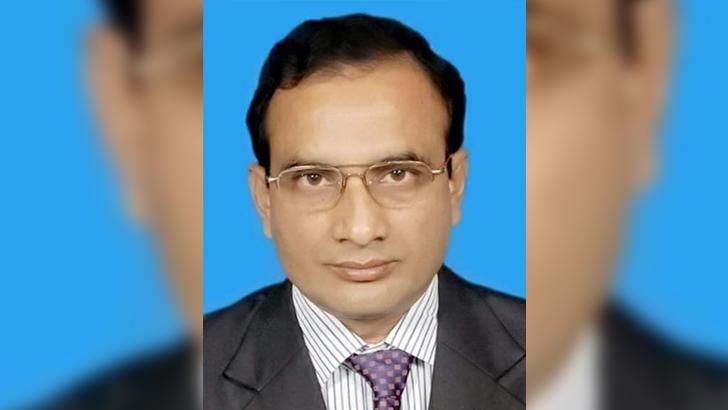 চাটমোহর সরকারি কলেজের অধ্যক্ষ মিজানুর রহমান