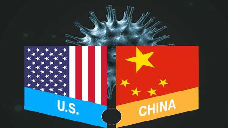 করোনাভাইরাস নিয়ে বিশ্বজুড়ে আতঙ্ক ছড়াচ্ছে যুক্তরাষ্ট্র: চীন