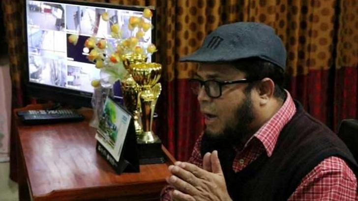 সহকারী অধ্যাপক রশিদ আহমেদ তালুকদার