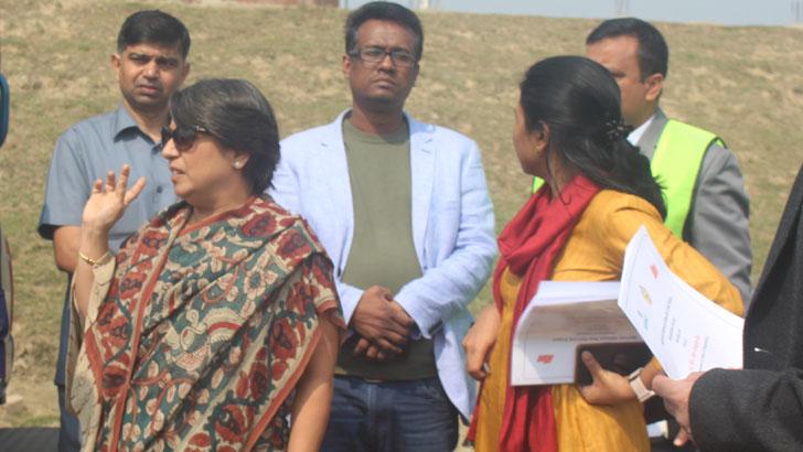 ভারতীয় হাইকমিশনার রিভা গাঙ্গুলী দাস
