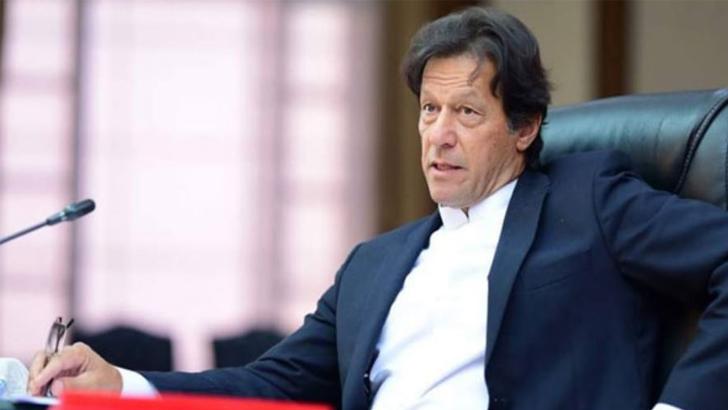 পাকিস্তানকে পর্যায়ক্রমে মদিনার মতো রাষ্ট্র বানাবো: ইমরান খান