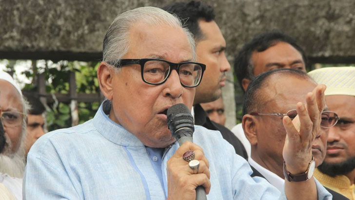 বিচার বিভাগ স্বাধীন হলে রোববারই খালেদা জিয়ার মুক্তি: নজরুল