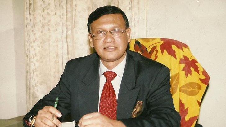 ড. তারেক শামসুর রেহমান