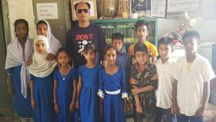 মেঘনায় চালিভাঙা প্রাথমিক বিদ্যালয়ে বার্ষিক ক্রিড়া প্রতিযোগিতা