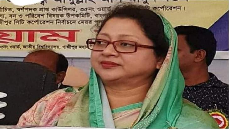 যুব মহিলা লীগ নেত্রী রুহুন নেছা রুনা