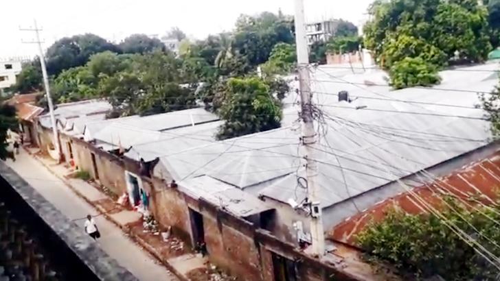 টাঙ্গাইলের কান্দাপাড়া যৌনপল্লী