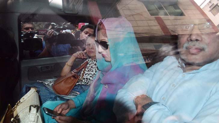 'প্রধানমন্ত্রীর সঙ্গে দেখা করেছিলেন খালেদা জিয়ার ভাই-বোন'