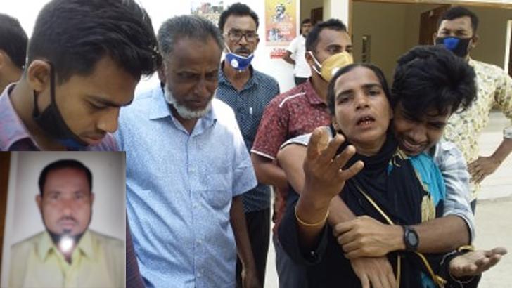 থানায় যুবকের ঝুলন্ত লাশ: অনলাইনে সেই ওসির বিরুদ্ধে মামলা
