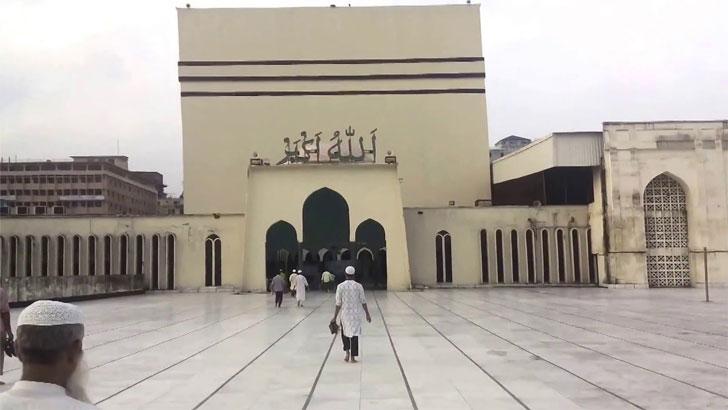 বায়তুল মোকাররম জাতীয় মসজিদ। ফাইল ছবি
