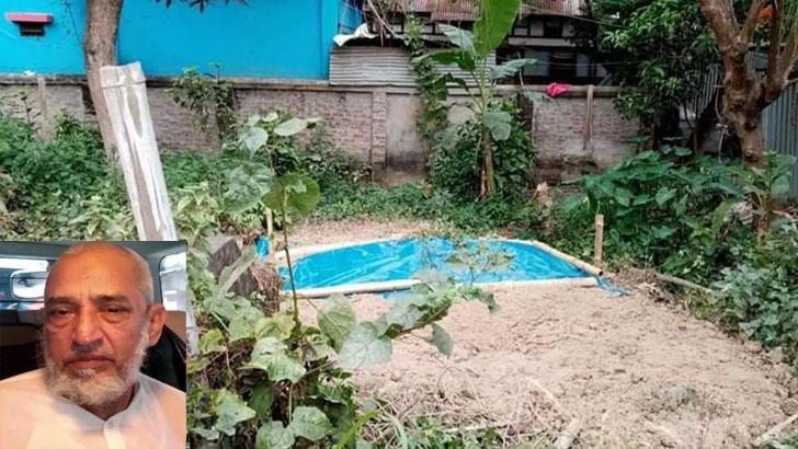 কঠোর গোপনীয়তার মাজেদের লাশ সোনারগাঁয়ে দাফন