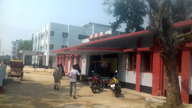 ঝিনাইগাতী উপজেলা স্বাস্থ্য কমপ্লেক্স