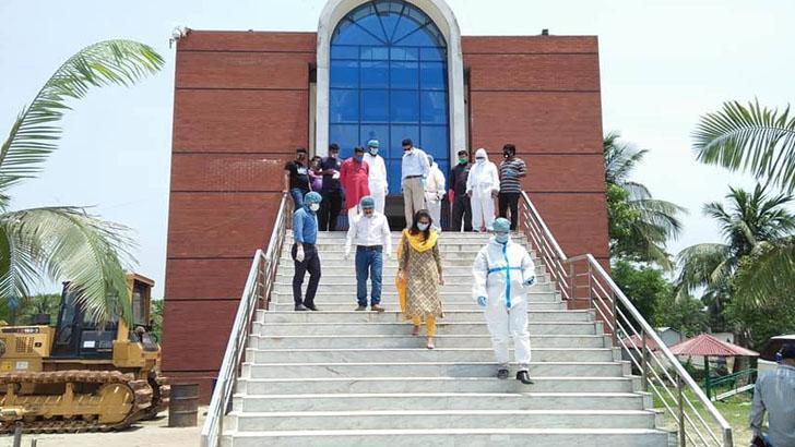 অবশেষে নারায়ণগঞ্জে চালু হচ্ছে করোনা পরীক্ষার ল্যাব