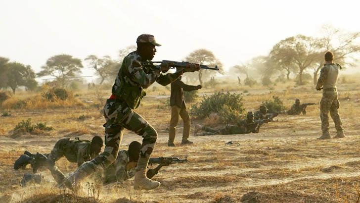 আফ্রিকায় বোকো হারামের ৭৫ সদস্য নিহত