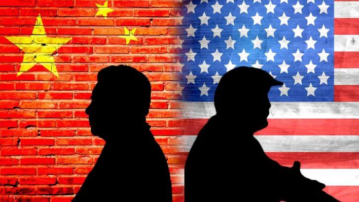 চীন-যুক্তরাষ্ট্র
