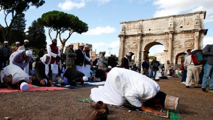 'ঐতিহাসিব চুক্তির' পর ইতালির মসজিদ খুলতে যাচ্ছে