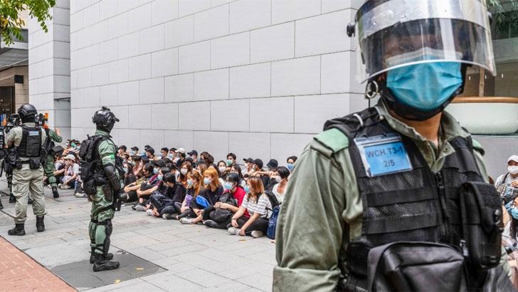 চীনের সংসদে হংকং নিরাপত্তা আইন পাস