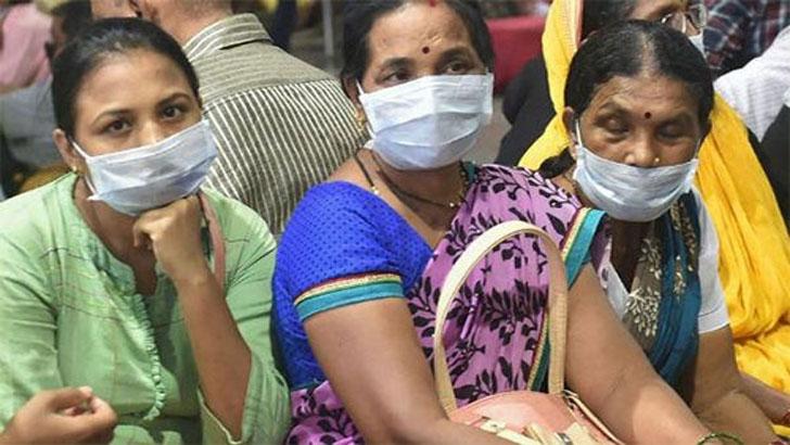 করোনা: ভারতে একদিনে  সর্বোচ্চ আক্রান্তের রেকর্ড