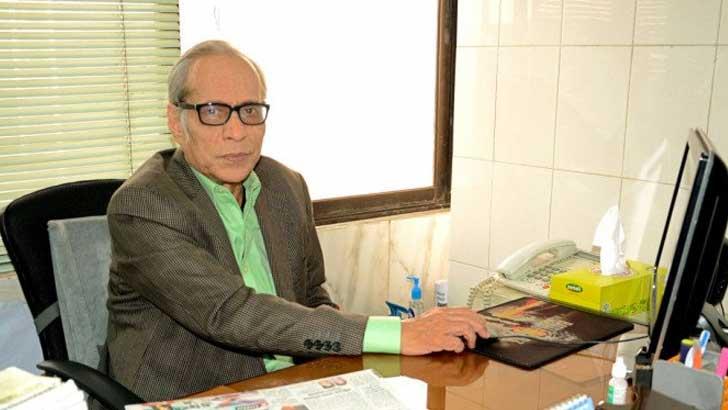 মোস্তফা কামাল সৈয়দ।