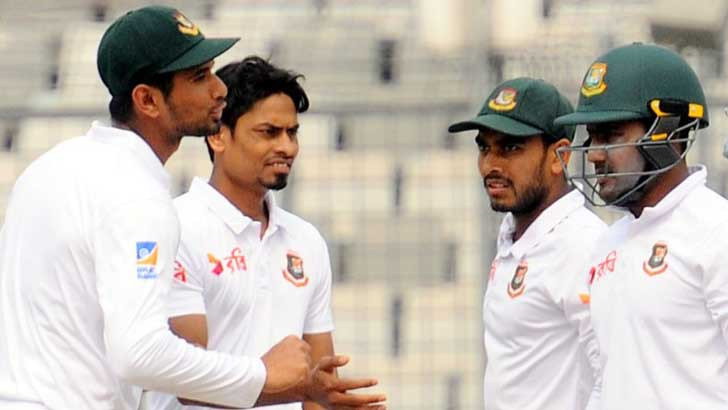 বাংলাদেশ টেস্ট ক্রিকেট দল