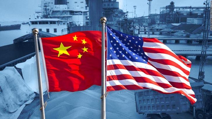 চীন-মার্কিন বাণিজ্য যুদ্ধ