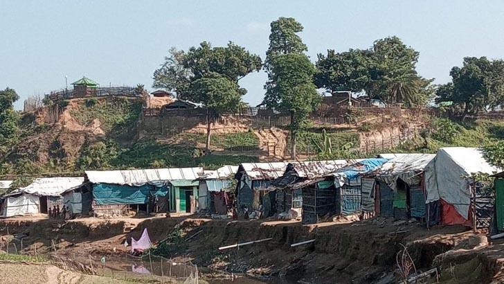 তুমব্রু সীমান্তে মিয়ানমারের গুলিবর্ষণ, আতঙ্কে রোহিঙ্গারা