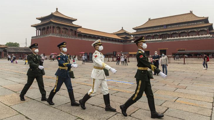 চীনকে রুখতে যুক্তরাষ্ট্রসহ ৮ দেশের জোট