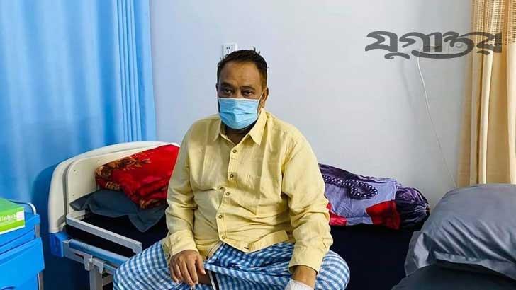 সাবেক এমপি বদি ধানমণ্ডির আনোয়ার খান মডার্ন হাসপাতালে