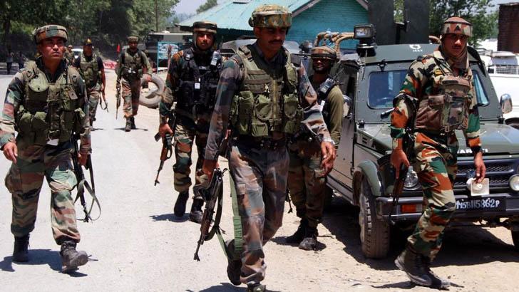 ভারতীয় বাহিনী