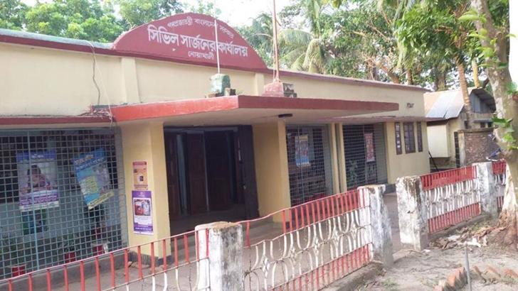 নোয়াখালী সিভিল সার্জন