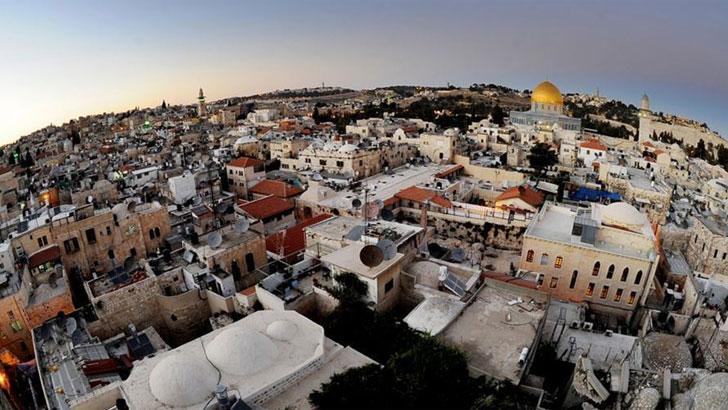 'মসজিদে আকসাকে ইহুদিদের প্রধান শহর বানাতে চায় ইসরাইল'