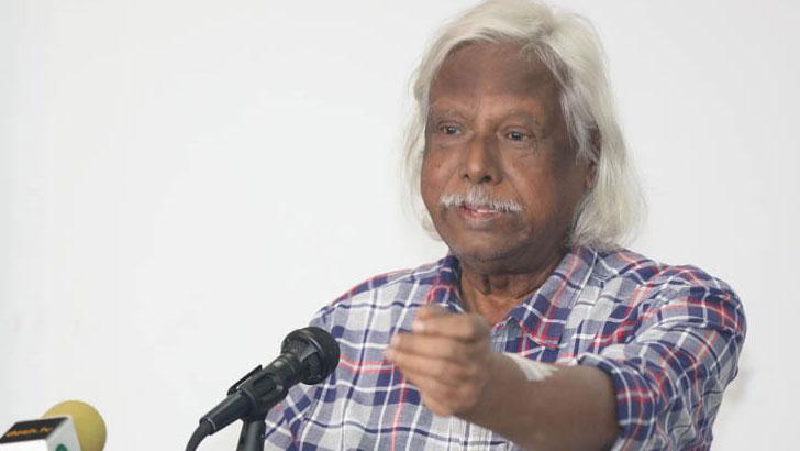 কিটের নিবন্ধন না দিয়ে ঔষধ প্রশাসন অন্যায় করেছে: ডা. জাফরুল্লাহ