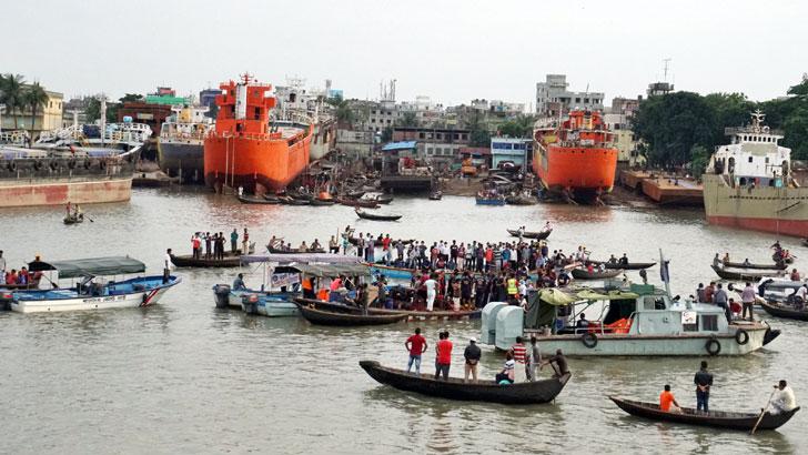 বুড়িগঙ্গায় লঞ্চডুবি: উদ্ধার অভিযানের সমাপ্তি ঘোষণা
